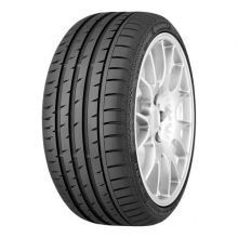 Continental SportContact 3 255/45R19 100Y FR AO