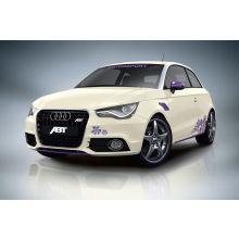 ABT Audi A1 8X0 : Преден лип спойлер