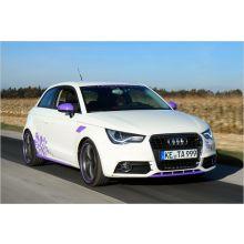 ABT Audi A1 8X : Преден лип спойлер за S-line