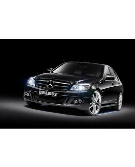 Brabus Mercedes-Benz C-Class /W204/ : Front spoiler