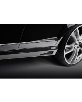 Brabus Mercedes-Benz C-Class /W204/ : Side skirts
